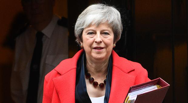 Prime Minister Theresa May is facing more pressure over Brexit (Kirsty O'Connor/PA)