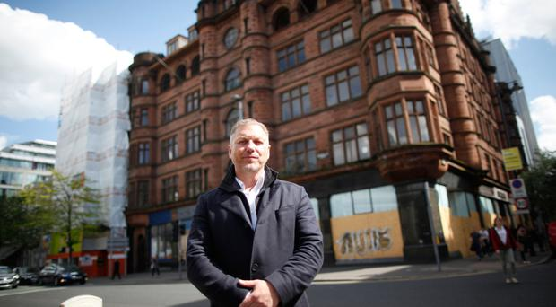 Laurence Kenwright, the chairman of Signature Living
