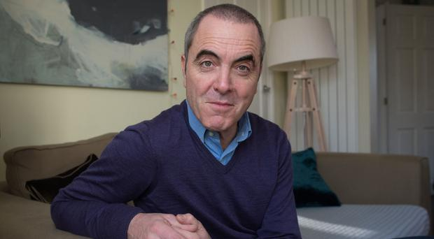 Actor James Nesbitt has urged that those severely injured in the Troubles should receive a special pension. (Stefan Rousseau/PA)