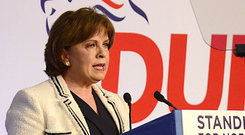 Diane Dodds pictured earlier this year at the DUP party conference