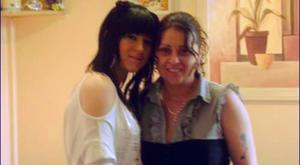Annemarie Pryor (right) and her daughter, Marie Therese Clarkin, who died at the age of 23