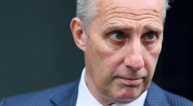 North Antrim MP Ian Paisley is facing questions over a holiday to the Maldives (Brian Lawless/PA)