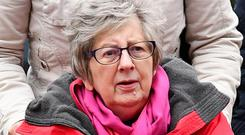 Allegations: Ruth Colvin