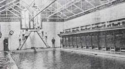 Templemore Baths in its heyday