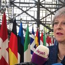 Theresa May has faced criticised over the UK's lack of clarity on the future relationship with Europe (David Hughes/PA)