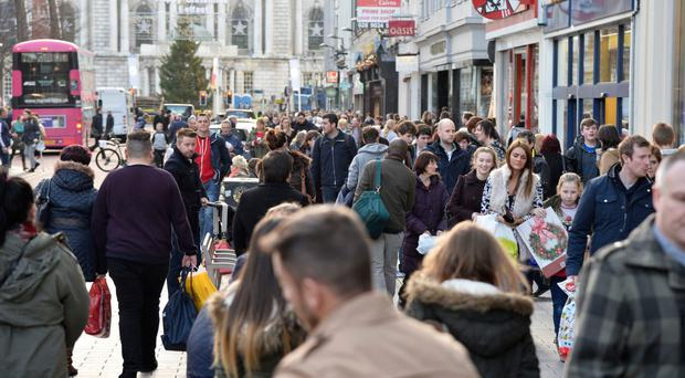 f4c979951c Last-minute festive dash to give Northern Ireland retailers £50m ...