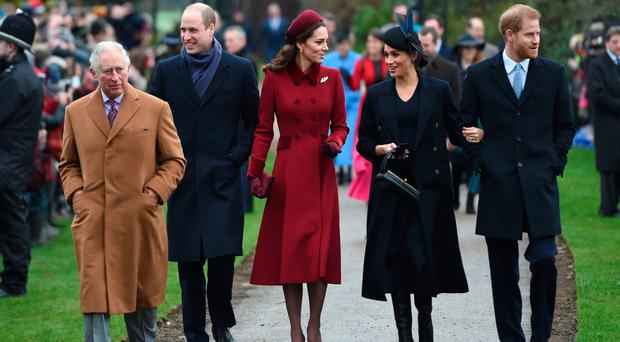 Queen Elizabeth Hints at Meghan Markle's Baby
