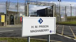 Maghaberry Prison (Michael Cooper/PA)