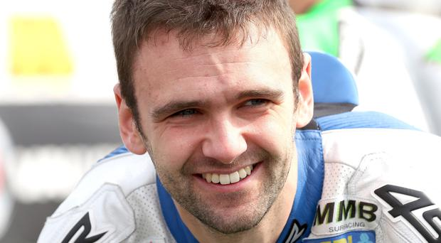 William Dunlop has been inducted into the Belfast Telegraph Hall of Fame.