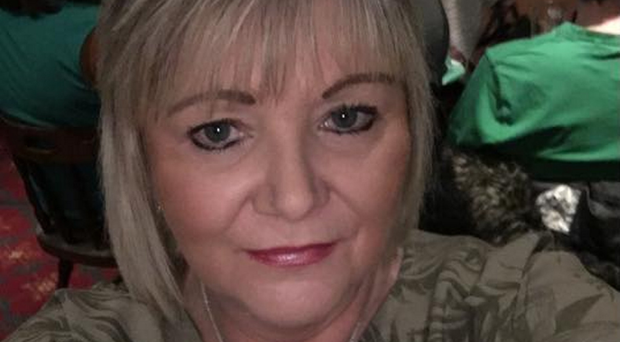 Rose McLoughlin, who was three times over the drink-drive limit