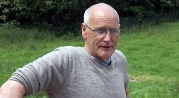 Stanley Currie who is said to have been found safe after having no contact with his family