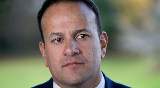 The Taoiseach spoke during a visit to Africa (Tom Honan/PA)