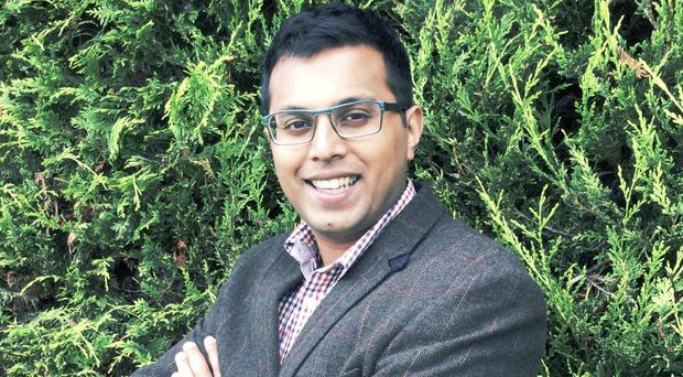 Dr Blesson Varghese from Queen's University has designed a system for speeding up how devices access data (QUB/PA)