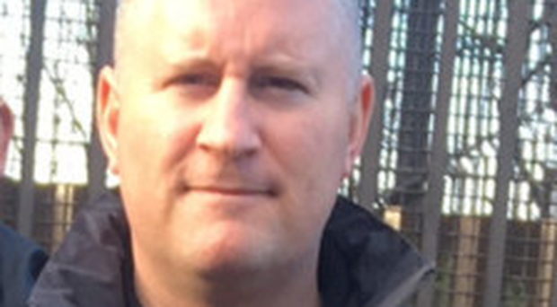 In court: Paul Golding