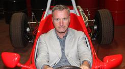 Former F1 star Eddie Irvine said he owed a huge debt of gratitude to the late Dr Adamson