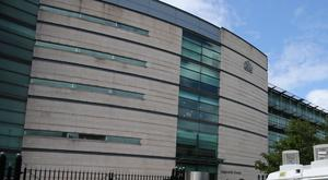 Belfast Magistrates' Court.