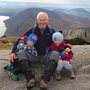 Robbie Robinson who died in the Mournes on Sunday