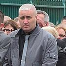 Colin Horner was shot dead in Bangor in May 2017 during a UDA feud.