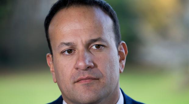 Taoiseach Leo Varadkar has faced accusations that his party is not being honest about the impact of a no-deal Brexit (Tom Honan/PA)