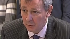 Richard Pengelly at the Northern Ireland Affairs Committee