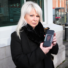 Tracey Martin, mother of Shea, at his inquest at Armagh Courthouse yesterday