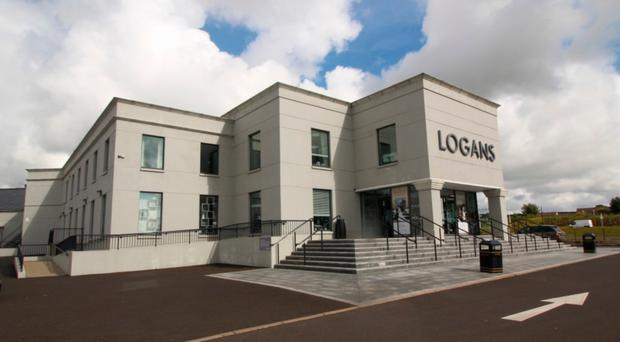 Logans Fashions is the centrepiece of the Cloughmills shopping complex