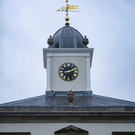 Restoration: the clock tower