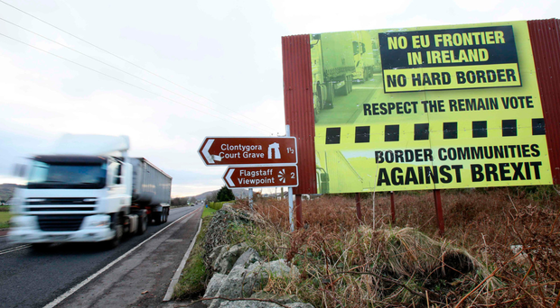 Businesses on both sides of the border are preparing for a no-deal Brexit.