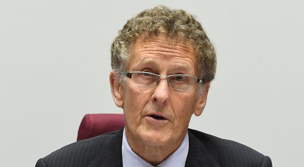 Inquiry: Sir Patrick Coghlin