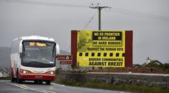 Many parents fear pupils in border communities could face disrupted journeys in the event of a hard border