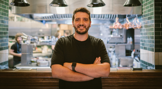 Nico Simeone, owner of Six by Nico