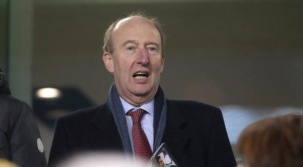 "Ireland's Transport Minister Shane Ross said that rail passengers won't be ""turfed out at the border"" when travelling between Dublin and Belfast in the event of a no-deal Brexit."