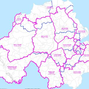Plans published last September will see the number of parliamentary seats cut from 18 to 17.
