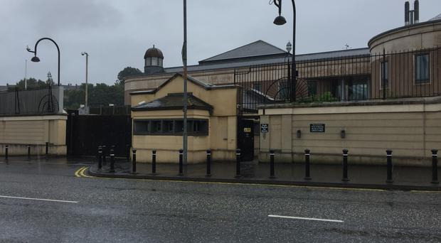 Newry Magistrates' Court.