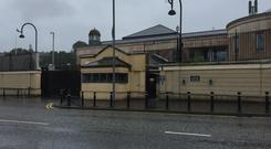 The 25-year-old defendant appeared before Newry Magistrates' Court via videolink on Wednesday.