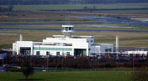 The government will continue to subsidise direct flights between Londonderry and London