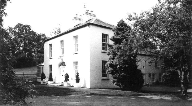 Peacefield in Portadown was once gifted to a French officer by William of Orange