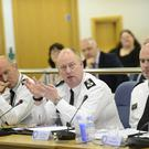 PSNI Chief Constable George Hamilton has been asked to report on the Policing Board on the organisation's failure to disclose information to the ombudsman.