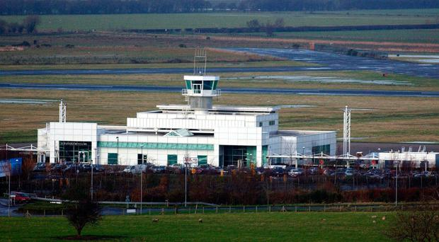 The City of Derry Airport
