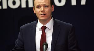 Gordon Lyons was speaking following the publication of a report analysing the possible results of a hard border on the island of Ireland.