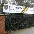 St Louise's Comprehensive College on the Falls Road