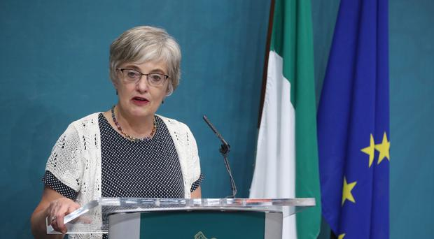 Children's Minister Katherine Zappone said that today's youth are concerned by the decisions made during the Brexit negotiations.
