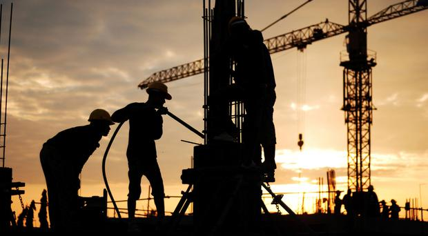 Tough times: Some NI construction firms are feeling the financial pinch