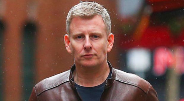 Patrick Kielty wrote article for The Guardian