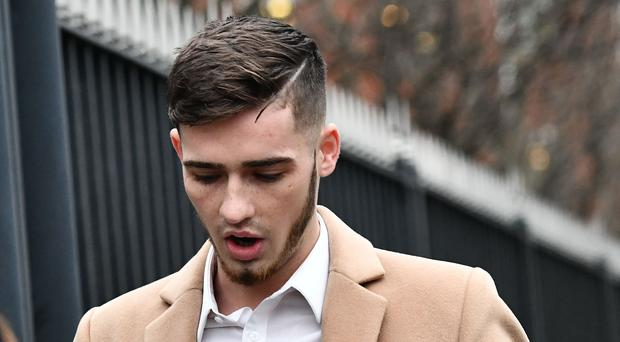 Cliftonville striker Jay Donnelly is appealing his jail sentence
