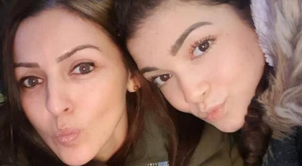 The mother and daughter have been named as Giselle and Allison Marimon-Herrera (PSNI)
