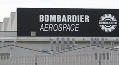 Bombardier are among the companies to sign the letter.