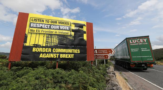The Government is expected to publish plan for the border in a no-deal scenario (Niall Carson/PA)