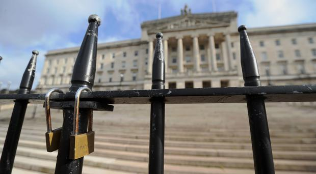 Northern Ireland has been without devolved government for over two years (Niall Carson/PA)