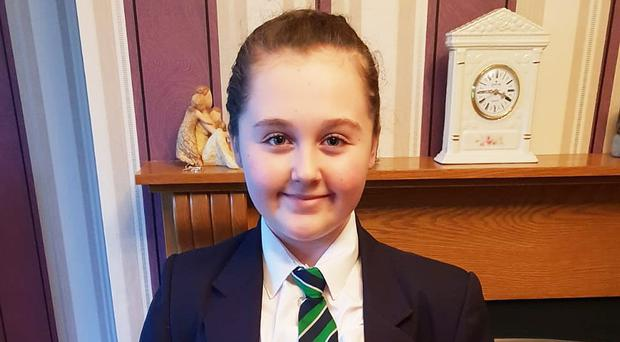 Maddy-Leigh Harbinson, who died from undiagnosed Type 1 diabetes
